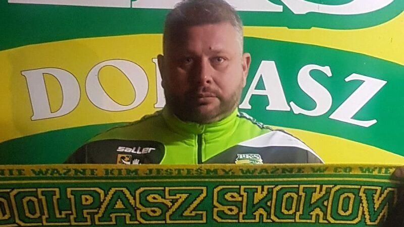 Paweł Tronina trenerem Dolpaszu Skokowa