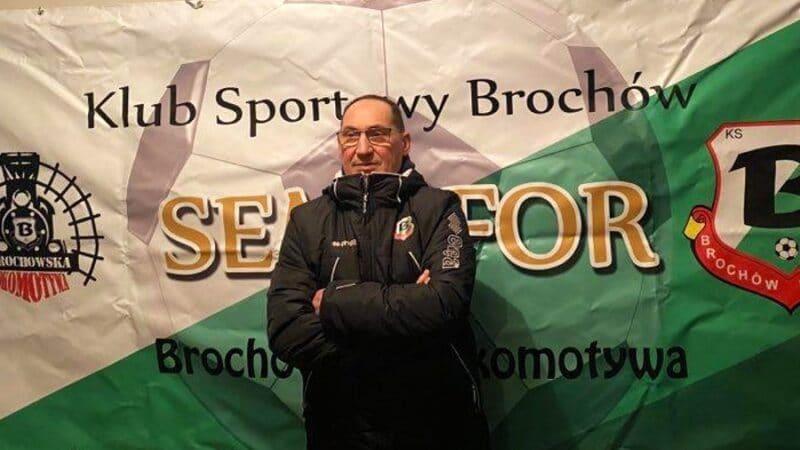 Stanisław Szlichciński trenerem Semafora Brochów