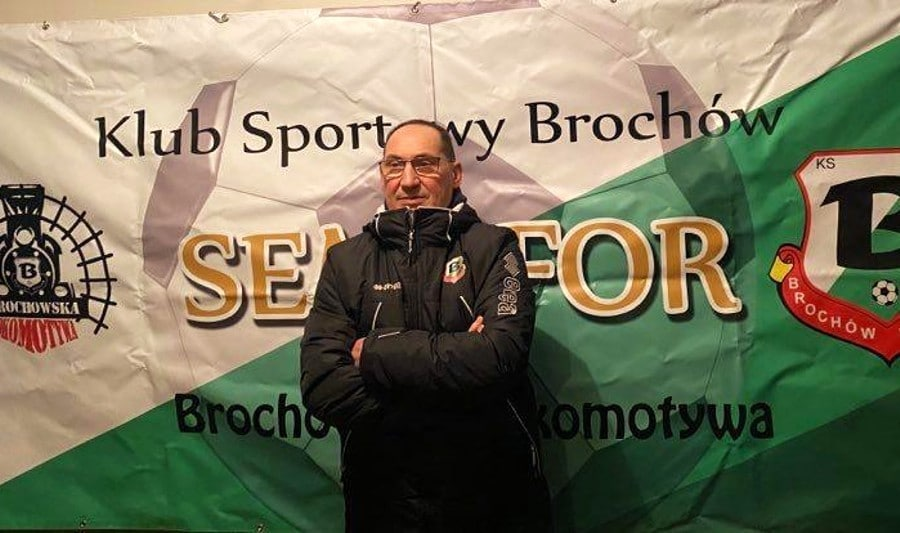 Nowy trener A-klasowej drużyny z Wrocławia