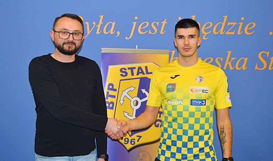 Grzegorz Mazurek śladem Damiana Celucha przeszedł z Piasta do Stali