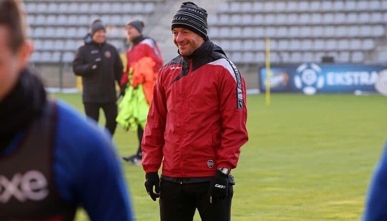 Wojciech Górski trenerem Gryfa Gryfów Śląski