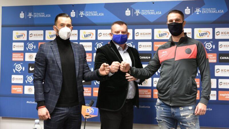 Lubomir Guldan dyrektor sportowy Zagłębia