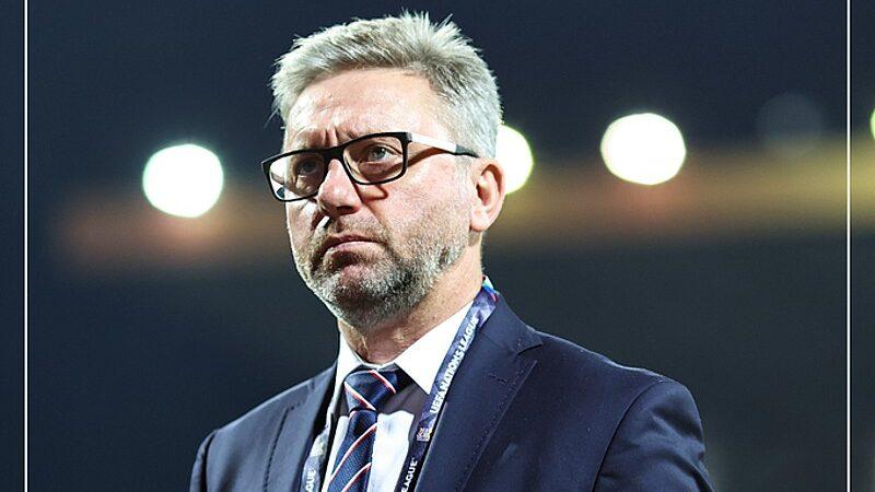 Jerzy Brzeczek nie jest selekcjonerem reprezentacji Polski
