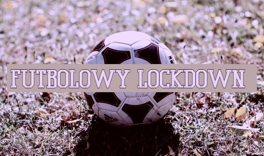 Piłkarski lockdown. Od 12 lutego można oficjalnie trenować i grać!