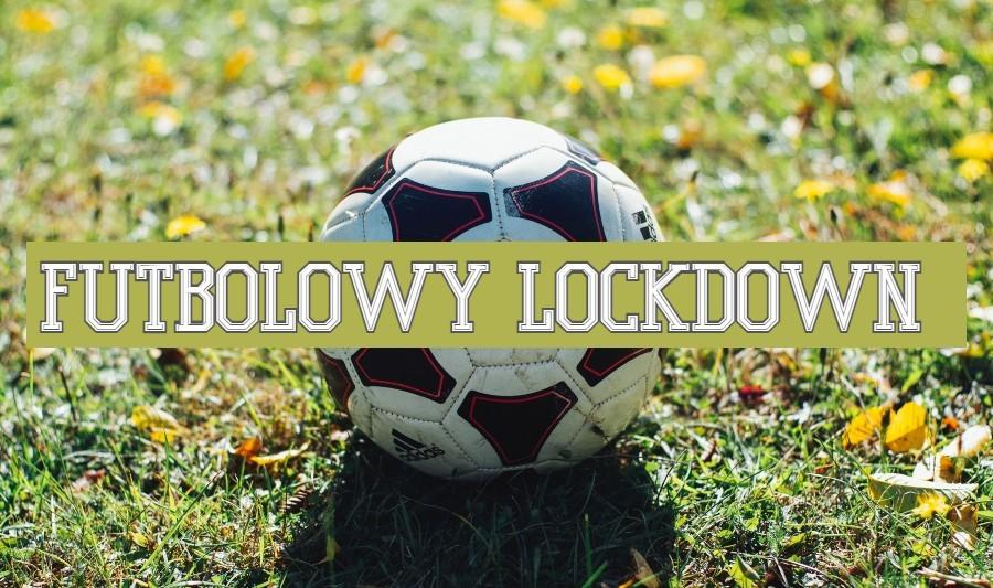 Piłkarski lockdown. Kiedy decyzja dotycząca obostrzeń w sporcie?