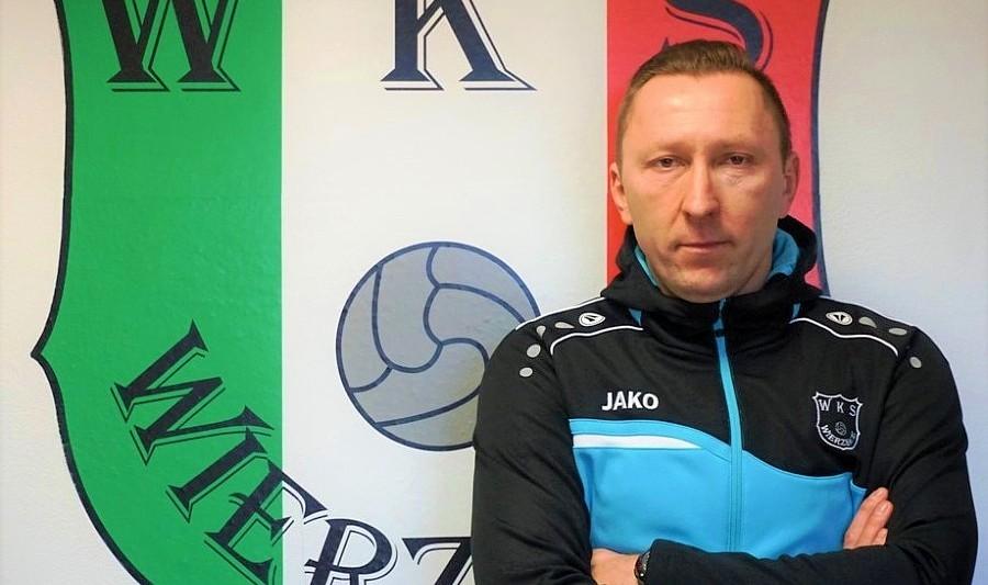 Grzegorz Podstawek nie jest już trenerem WKS-u Wierzbice