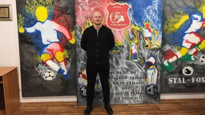 Sebastian Sobczak trenerem Orła Marszowice