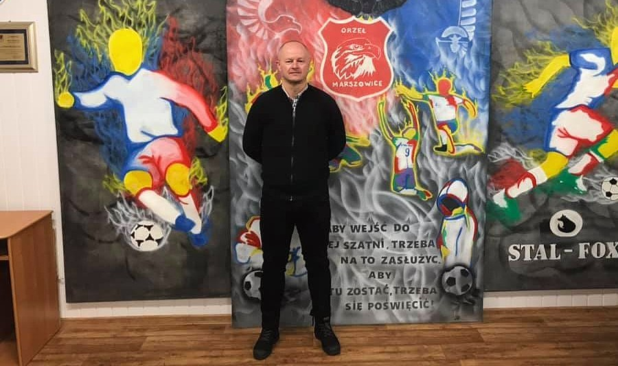 Sebastian Sobczak nowy trenerem Orła Marszowice