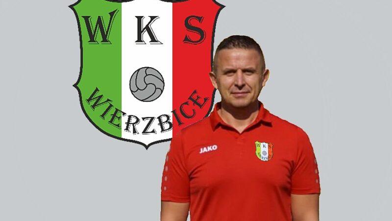 Marcin Foltyn trenerem WKS-u Wierzbice