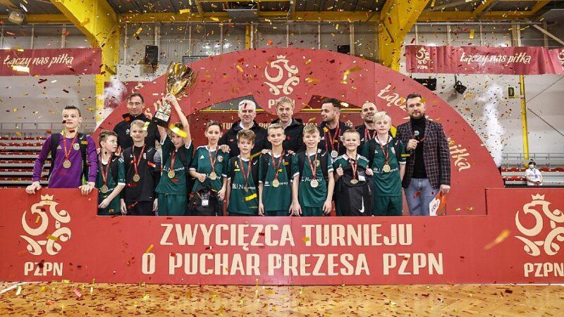 Turnieju o Puchar Prezesa PZPN Śląsk Wrocław