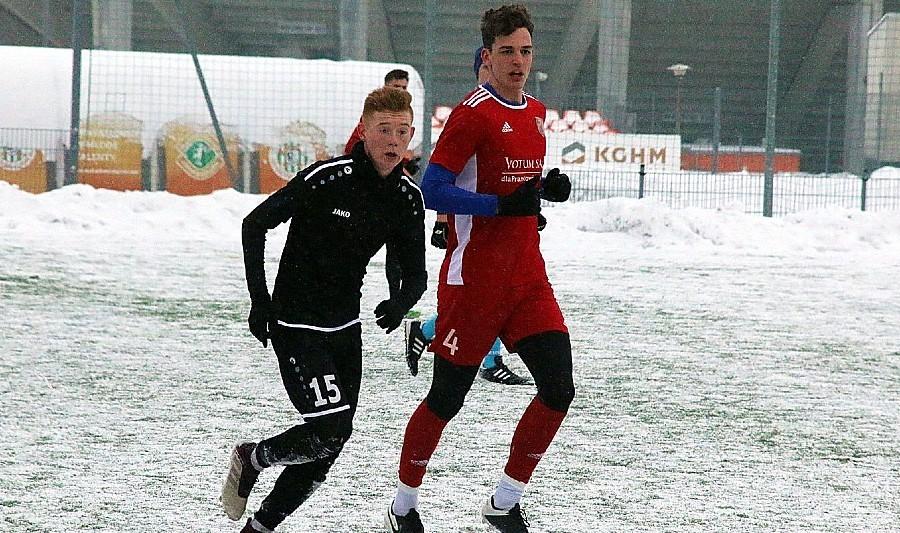 16-letni pomocnik w kadrze lidera II ligi. I z podpisanym kontraktem