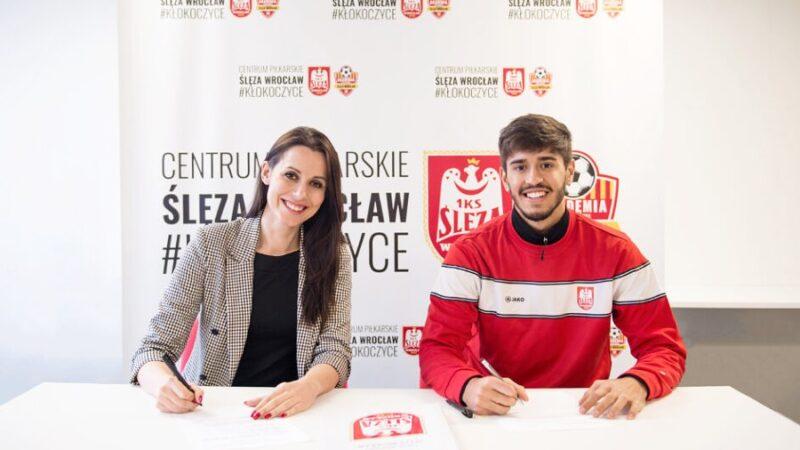 Gabriel Afonso Ślęza Wrocław