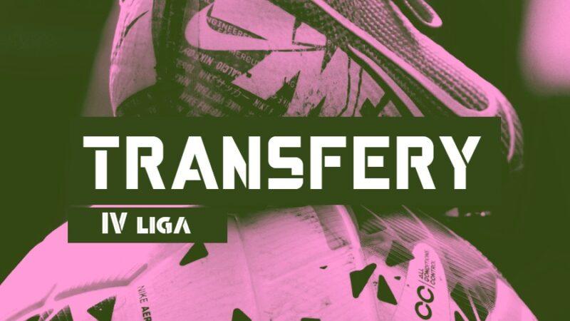 Transfery IV LIGA ZIMA 2020