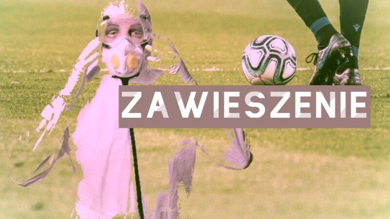 Piłkarski lockdown na Dolnym Śląsku Rozgrywki zawieszone