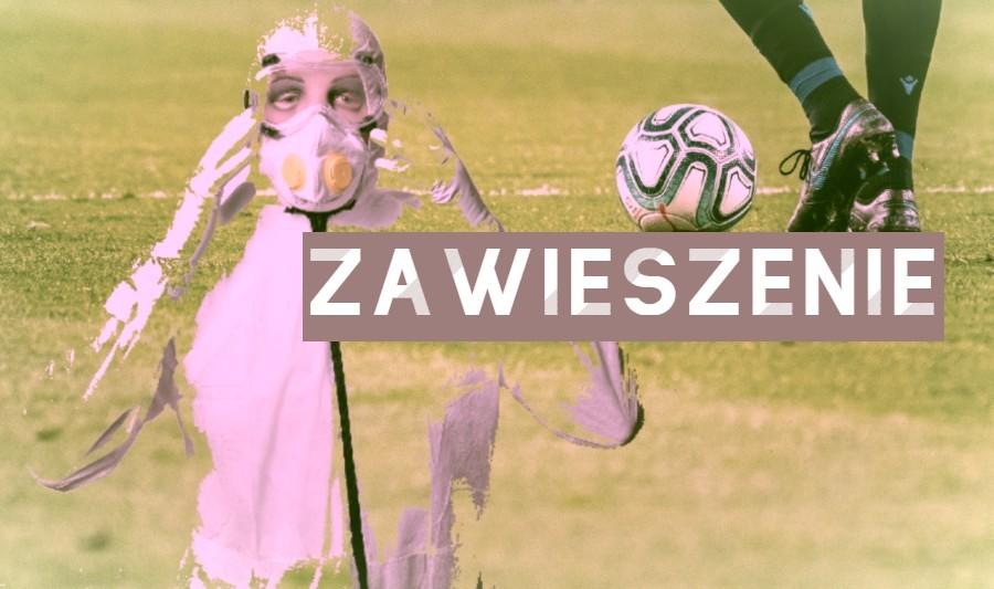 Piłkarski lockdown na Dolnym Śląsku. Rozgrywki zawieszone. Na jak długo?