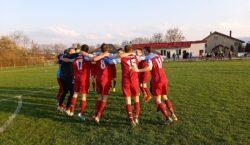 Karne zdecydowały o awansie do finału Okręgowego Pucharu Polski