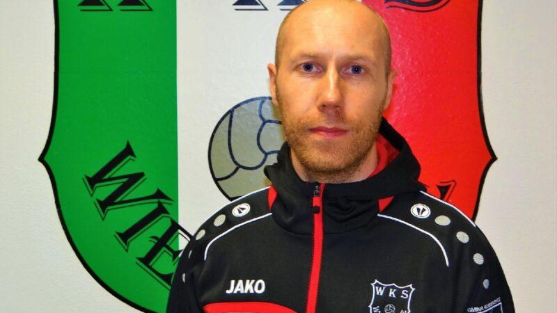 Mariusz Bełkowski trenerem WKS Wierzbice