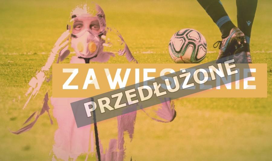 Niższe ligi na Dolnym Śląsku nie zagrają. Zawieszenie przedłużone. Co dalej?
