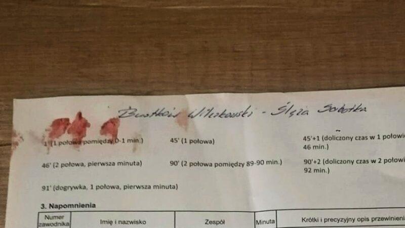 Błękitni Pustków Wilczkowski - Ślęża Sobótka