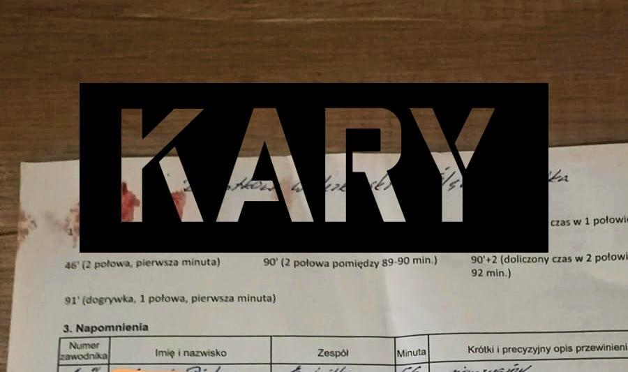 Są kary za pobicie sędziów w Pustkowie Wilczkowskim