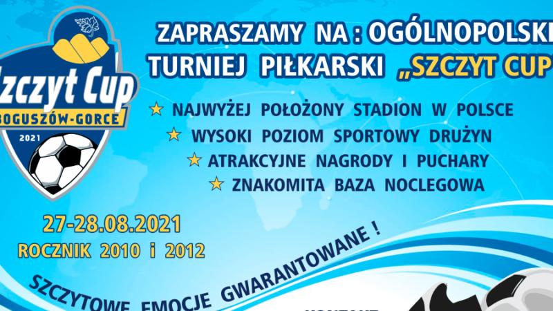 turniej Szczyt Cup