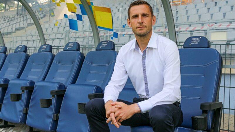 Wojciech Łobodziński trenerem Miedzi Legnica