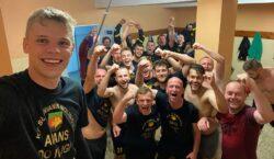 Drugi awans z rzędu. Beniaminek z Woliborza w IV lidze