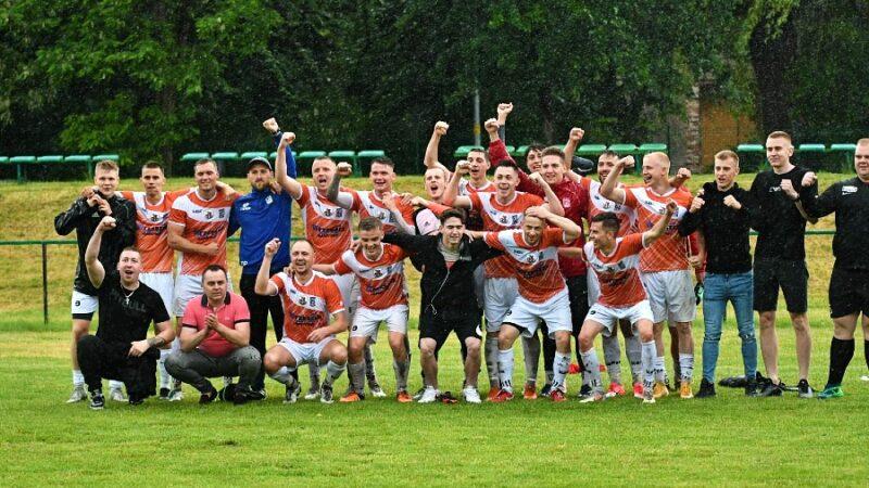 Barycz Sułów w IV lidze