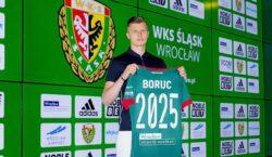 Boruc nowym bramkarzem Śląska Wrocław