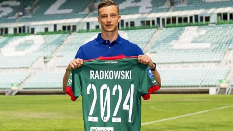 20-letni obrońca pierwszym transferem Śląska Wrocław