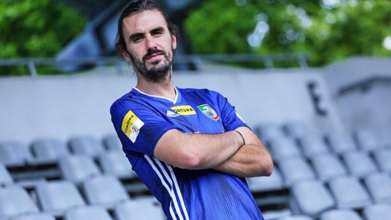 Jon Aurtenetxe piłkarzem Miedzi Legnica