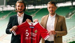 Bramkarz Piasta Żmigród podpisał kontrakt ze Śląskiem Wrocław
