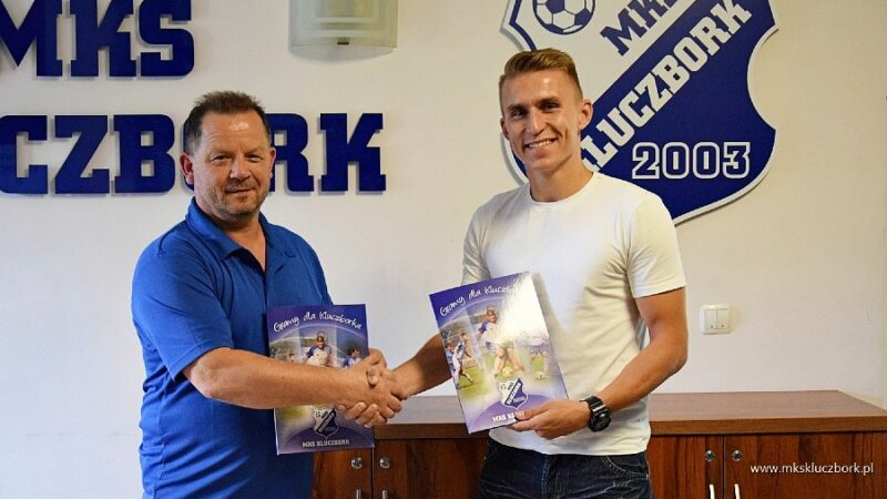 Marcin Przybylski MKS Kluczbork