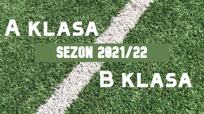 sezon 2021/22 niższe ligi
