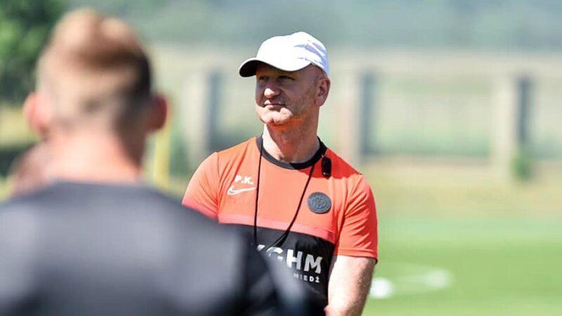Paweł Karmelita tymczasowym trenerem Zagłębia Lubin