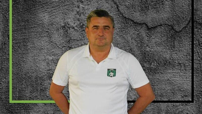 Marcin Krzykowski zrezygnował z funkcji trenera IV-ligowego Sokoła Marcinkowice.