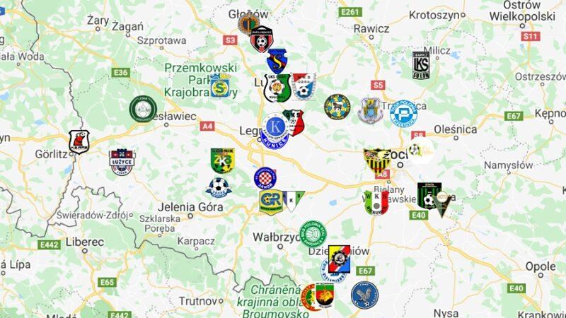 IV liga sezon 2021/22 grupy
