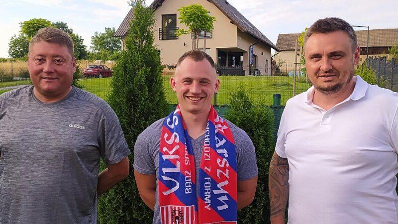 Przemysław Marduła trenerem Sparty Skarszyn