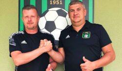 Mariusz Perzyna nowym trenerem Sokoła Marcinkowice