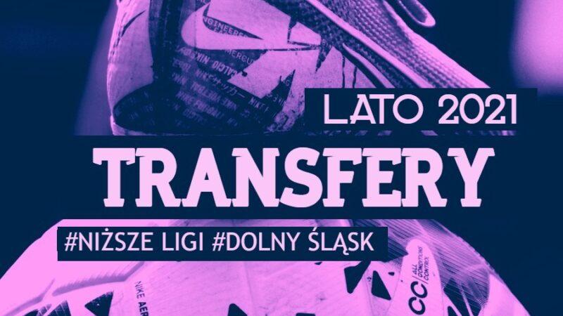 Transfery lato 2021 Dolny Śląsk