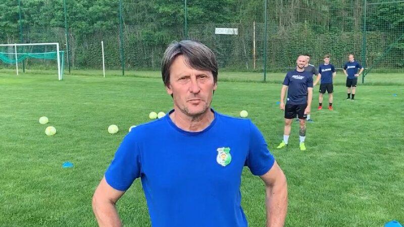 Andrzej Wójcik Iskra Księginice
