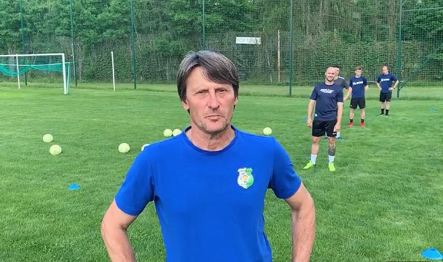 Trener beniaminka IV ligi niespodziewanie zrezygnował ze stanowiska