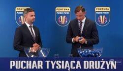 Fortuna Puchar Polski 2021/22. Rywale naszych drużyn w 1/32 finału