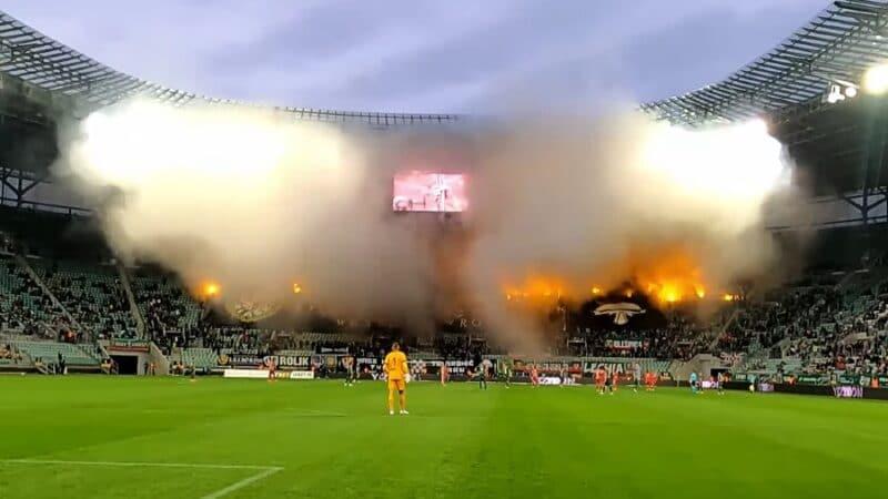 Śląsk – Hapoel kara UEFA