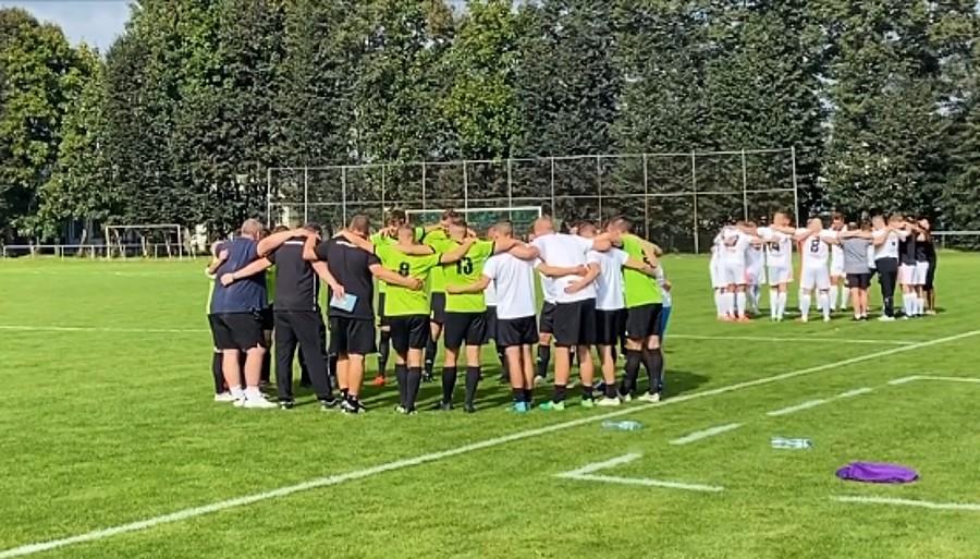 Okręgówka Wrocław. Od 0:3 do 6:4. Czerwona kartka i pięć goli Florka