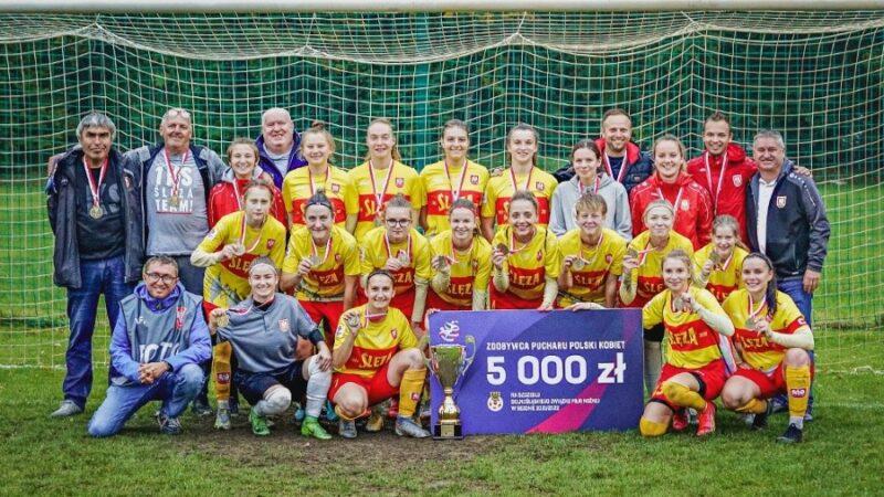 Regionalny finał kobiet. Ślęza Wrocław z Pucharem Polski po raz trzeci z rzędu