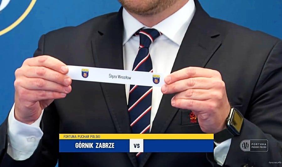 1/16 finału Pucharu Polski. Ślęza Wrocław zagra z Górnikiem Zabrze